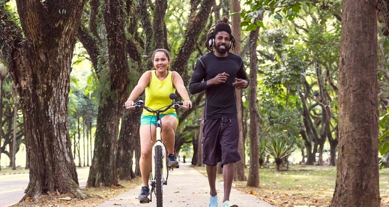 Stay Safe While Exercising in the Summer Heat